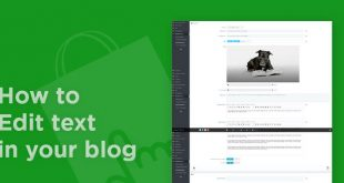 edit blog prestashop 1.7