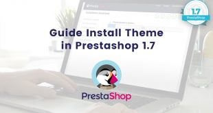 install prestashop 1.7 default theme