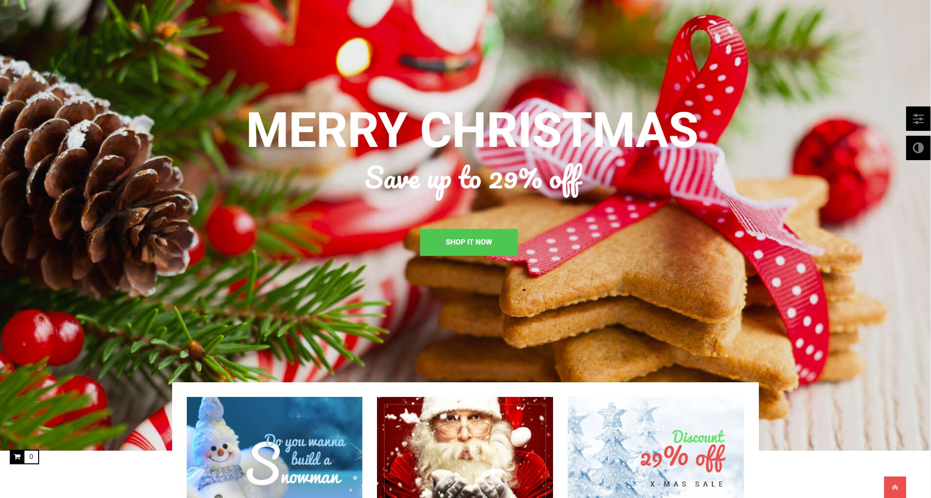 leo conosin multipurpose prestashop theme for christmas