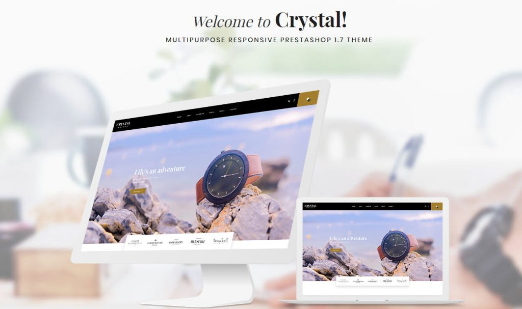 leo crystal best prestashop ecommerce themes