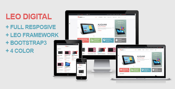 leo digital prestashop theme