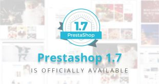 prestashop1.7 features