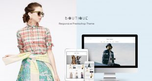 top best prestashop themes responsive
