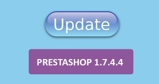 updated prestashop themes 1.7.4.4