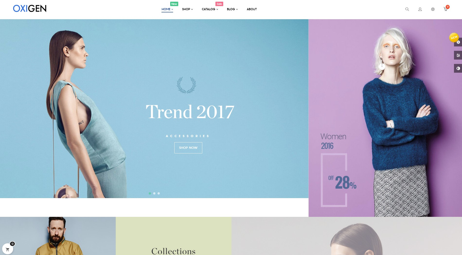 at o2 best fashion prestashop themes