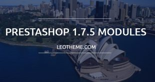 best prestashop 1.7.5 modules