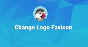 change logo favicon prestashop 1.7