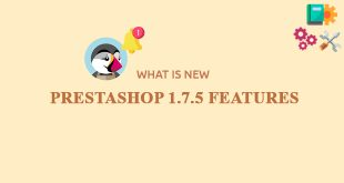 prestashop 1.7.5 features