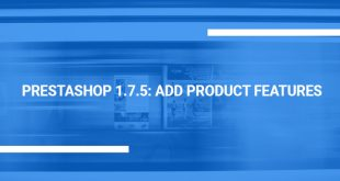 add product features prestashop 1.7.5