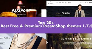 best free prestashop themes 1.7.5