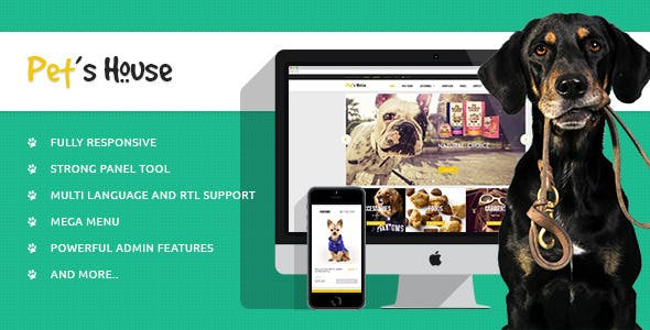 pet house best prestashop pet shop theme
