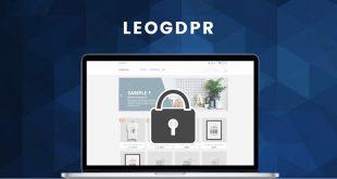 leo GDPR PrestaShop Module
