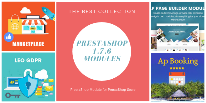 [UPDATING] Best PrestaShop 1.7.6 Modules with New Enhancements
