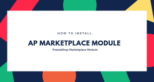 install prestashop marketplace module ap marketplace