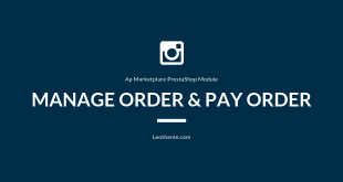 manage order prestashop marketplace & pay order