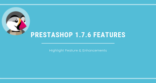 prestashop 1.7.6 features