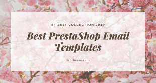 best prestashop email templates