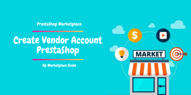 create vendor account prestashop marketplace