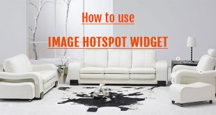 How to use Image Hotspot Widget Prestashop