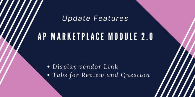 Update Features Ap Marketplace Prestashop Module 2.0