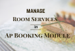 Ap Booking: How to Manage Room Services Prestashop Booking Module – Leotheme