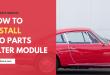 How to Install Leo Parts Filter PrestaShop Module – Leotheme