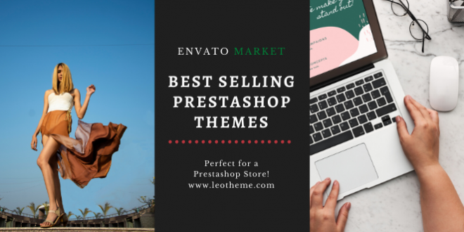 Best Selling PrestaShop Themes 2020